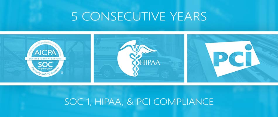 Colo Solutions Achieves 5 Consecutive Years of SOC 1, HIPAA, and PCI Compliance