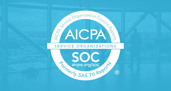 AICPA SOC1 (SSAE 16) Type II Audited