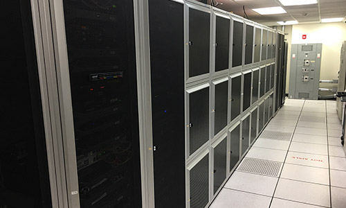 Tier-4 Data Center in Orlando, FL offering colocation services.